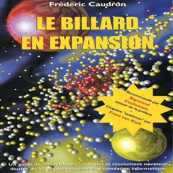 Le billard en expansion - Frédéric Caudron